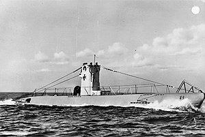 Иностранные подводные лодки в составе